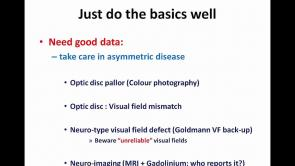Neuro-ophthalmic Problems in Glaucoma Part 1