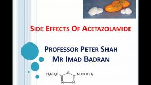 Side Effects of Acetazolamide