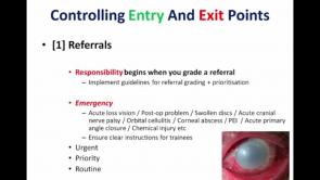 Controlling Entry and Exit Points in Your Service