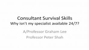 Why isn't my Consultant available 24/7?